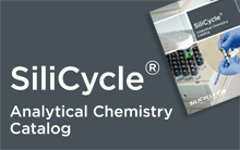 SiliCycle® Analytical Chemistry Catalog