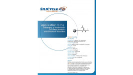 Scavenging of Nucleophiles and Basic Reactivity with SiliaBond® Guanidine