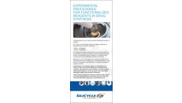 Experimental Procedures for Functionalized Reagents in Drug Synthesis