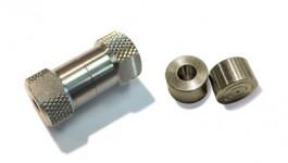 SiliaChrom Holder for 21.2 mm diameter, 10 mm long guard cartridges (HPH-T010)