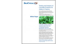 SiliCycle White Paper: Testing and Analysis of Cannabis Products for Safety & Potency
