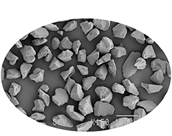 SEM of SiliCycle Silica Gels
