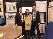 SiliCycle booth at Pittcon 2017