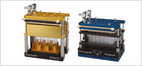 SiliCycle MiniBlock Parallel Synthesis Platform