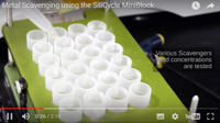 Metal removal using the SiliCycle MiniBlock, a parallel multifunctional platform for synthesis and purification