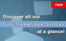 All SiliCycle's Functionalized Silicas at a glance