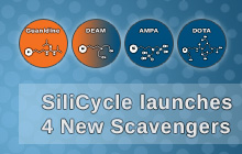 SiliCycle Launches 4 New Scavengers