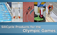 Discover what SiliCycle can bring to the Olympic Games and ethical sport competitions