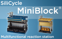 SiliCycle MiniBlock - Multifunctional Reaction Station