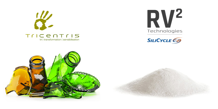 Tricentris and RV² Technologies (Groupe SiliCycle): a $ 100 million