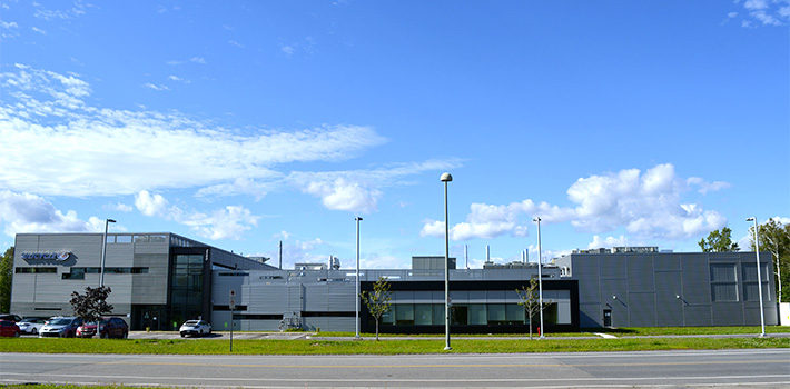 SiliCycle's headquarters and facilities, in Quebec City.