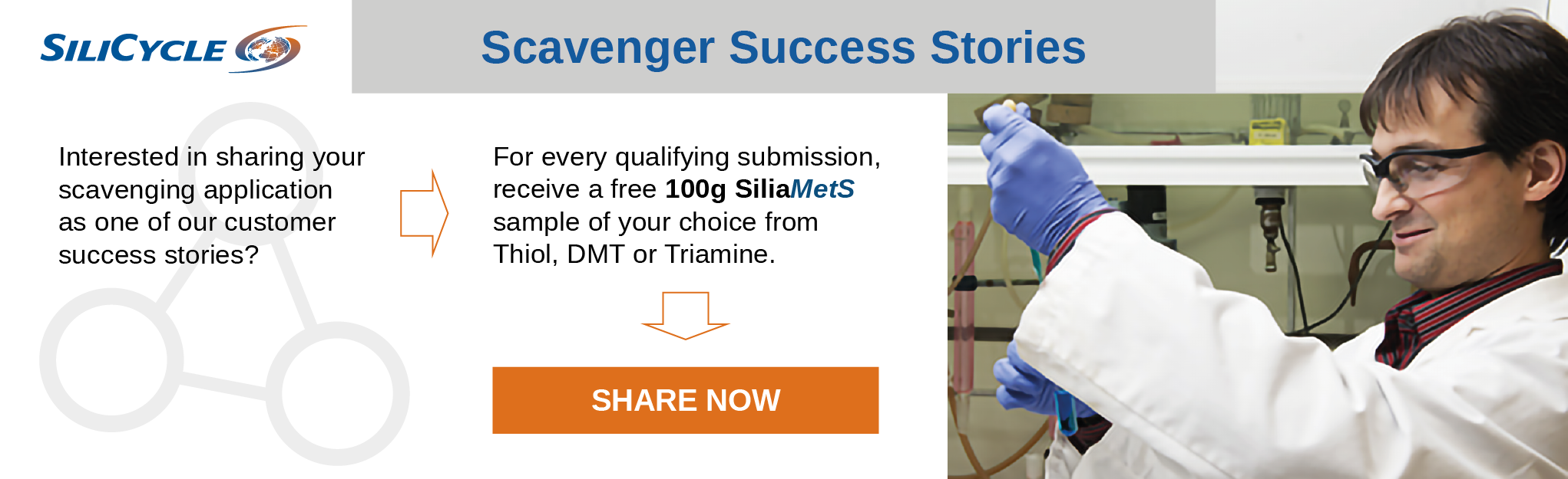 Scavenger Success Story