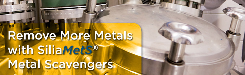 SiliaMetS Metal Scavengers